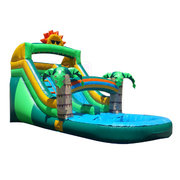 NEW!  Sunny Water Slide  Best For Ages 6+ | 1 Outlet Needed Actual Size 26 L x 12 W x 18 H H