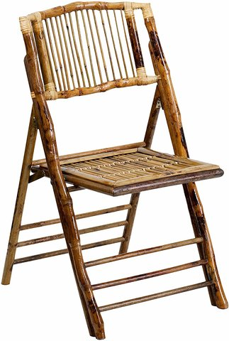 Rhino bamboo wooden chairs
