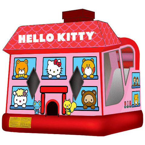 HELLO KITTY COMBO WITH DRY SLIDE