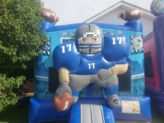 COWBOY FOOTBALL BOUNCE HOUSE