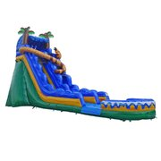 19 FT JAGUAR WATER SLIDE