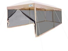 Canopy with netting screen 10 x 20