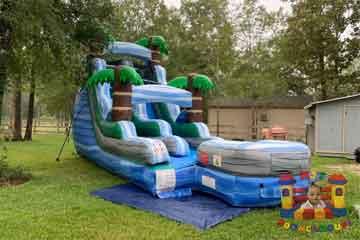 water slide rentals huntsville tx