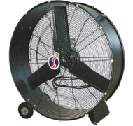 Outdoor Floor Fan