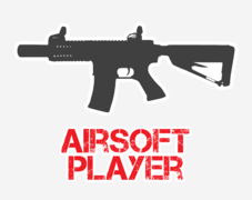 Airsoft Open Session Player (MM Gun Rental)