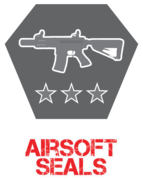 Airsoft Seals Package (min 10 Players)