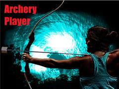 Archery Games Player