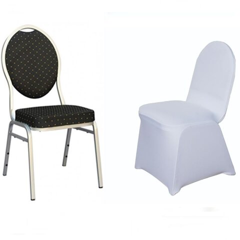 cover - Spandex BANQUET Chair Cover