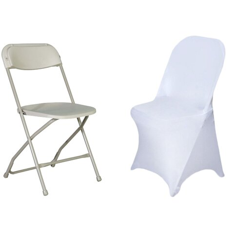 Cover - Spandex FOLDING Chair Cover