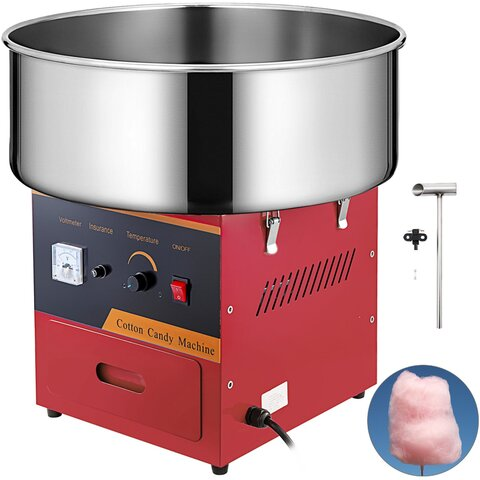 Cotton Candy Machine with 30 servings
