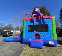 "Combo Slide and Bounce ""Octopus""  For Kids age 5-15"