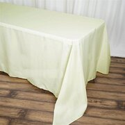 "Tablecloth Rectangular 90"" x 156"" (8-10 chairs)"