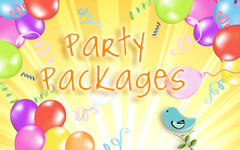 Party & Event Packages
