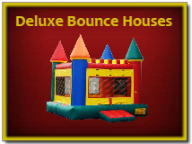 Deluxe Bounce Houses - Commercial Bouncy Castles With Basketball Goals