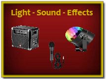 Light  Sound  Effects