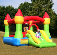 The Baby Bounce Jumpy Castle