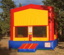 The Big House 2 w/ Themes Bounce House