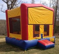 The Big House w/ Themes Bounce House