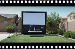 All Outdoor Movie Equipment