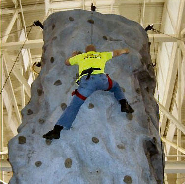 Mobile Climbing Wall Rental