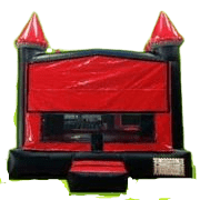 Black/Red Module Castle