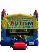 Autism Bounce House