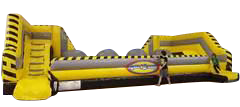 Wipe Out Ball Challenge