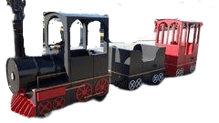 Trackless Train Electric
