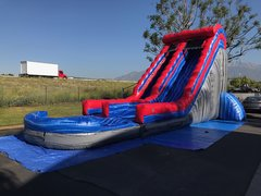 24ft Wave Runner Water Slide