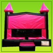 Black/Hot Pink Module Castle