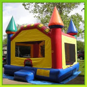 Castle Primary Bounce House