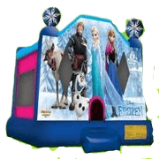 Disney Frozen Bouce House