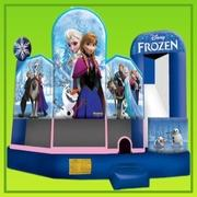 5 in 1 Disney Frozen Combo Bouncer