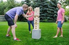 Giant Jenga - Tumble Tower Game