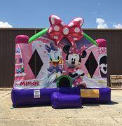 Disney Minnie Mouse Bounce House