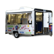 Mr ChillZone Concession Trailer