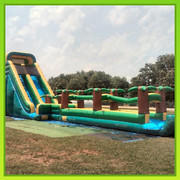 22 Ft Screamer Slide with Slip N Slide