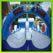 Surf the Wave Slip N Slide
