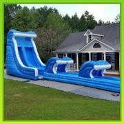 22 Ft Georgia Wave Blast Water Slide