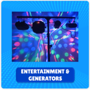 Entertainment and Generators