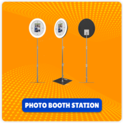 Photo Booth Station