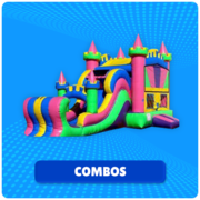 Combo Bounce House Rentals