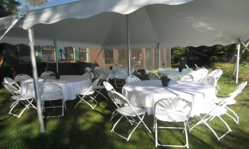 Tables Chairs rental RI
