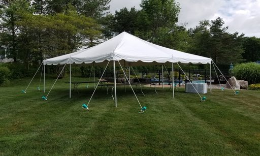 Rhode Island Tent rental