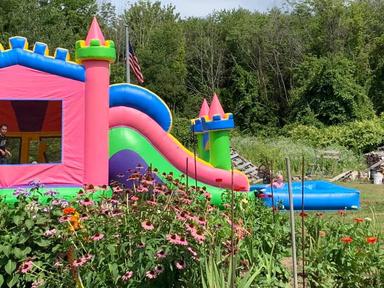 Slide Bounce house Johnston