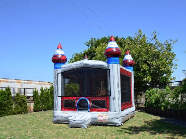 Titanium Bounce House