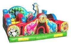 Zoo CommanderBest for ages 2+ and Up |1 Outlet Needed Size 18 x 18 x12