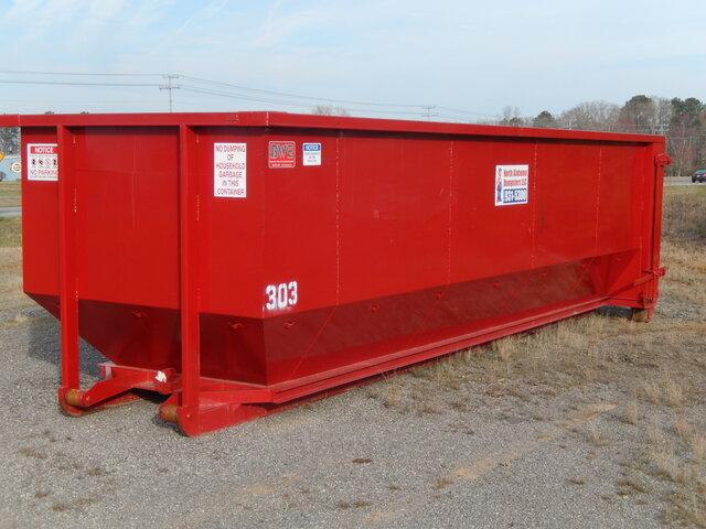 30 Yd Dumpster