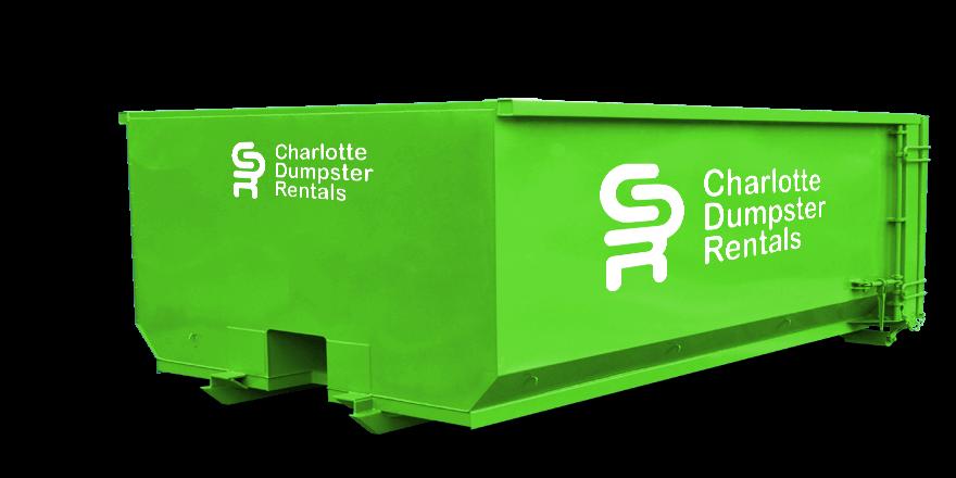charlotte dumpster rentals logo