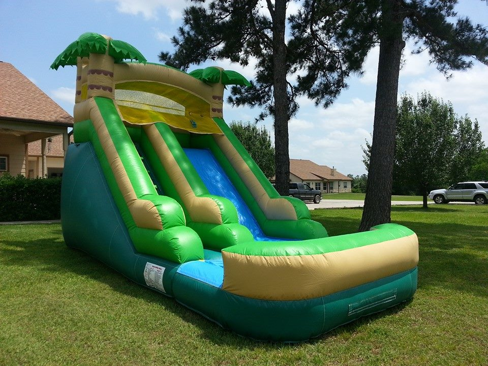 water slide rentals Tupelo MS